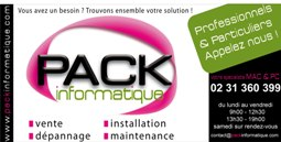 Pack Informatique